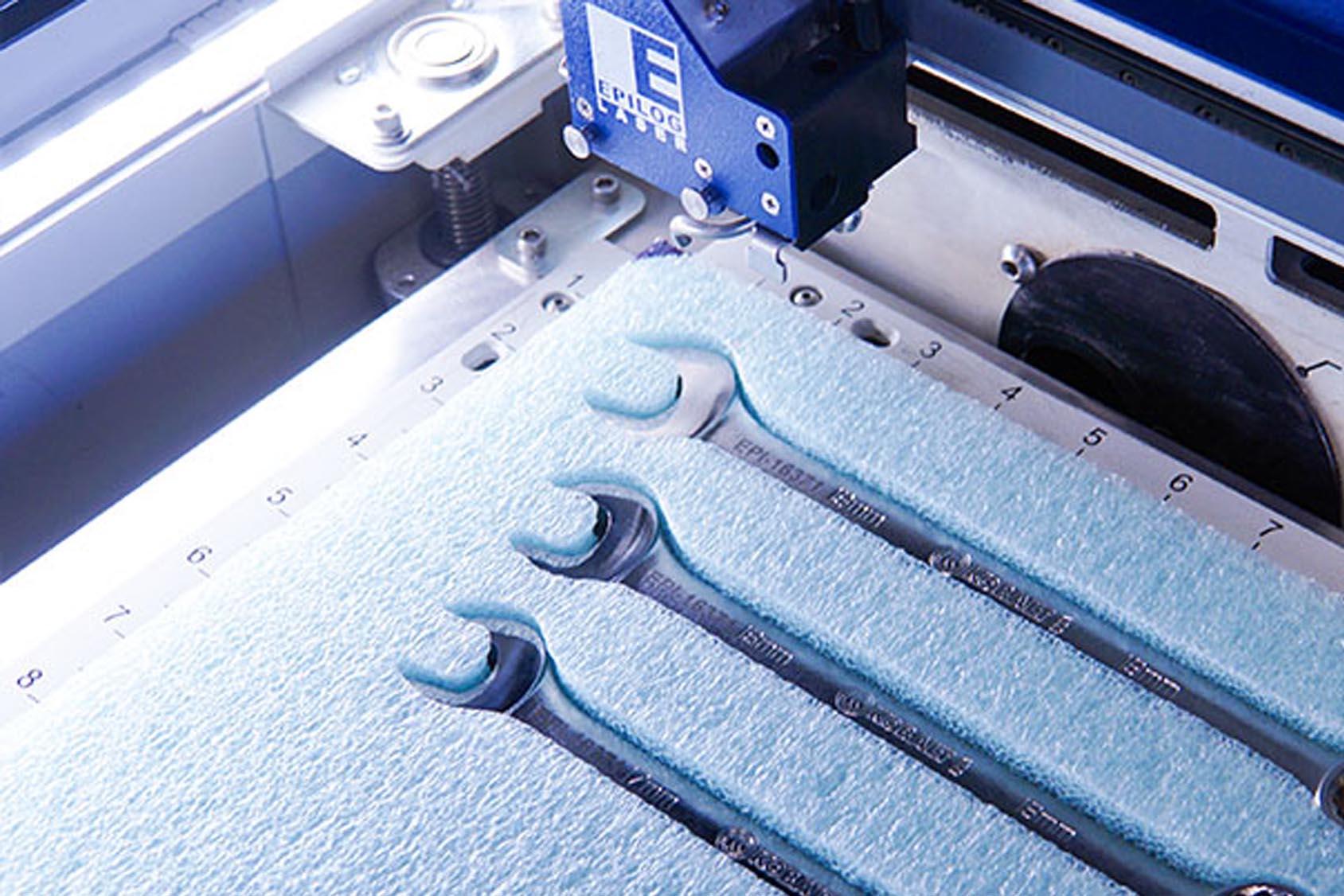 Laser Produktion