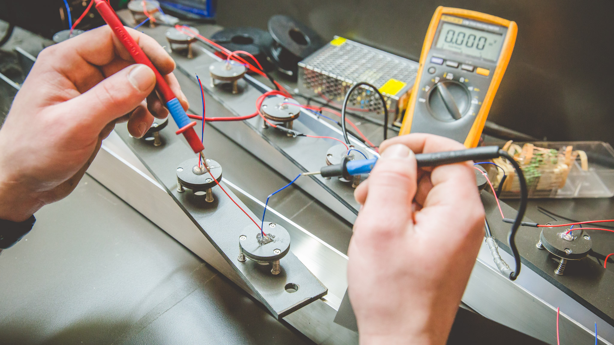Elektrische Anfertigungen